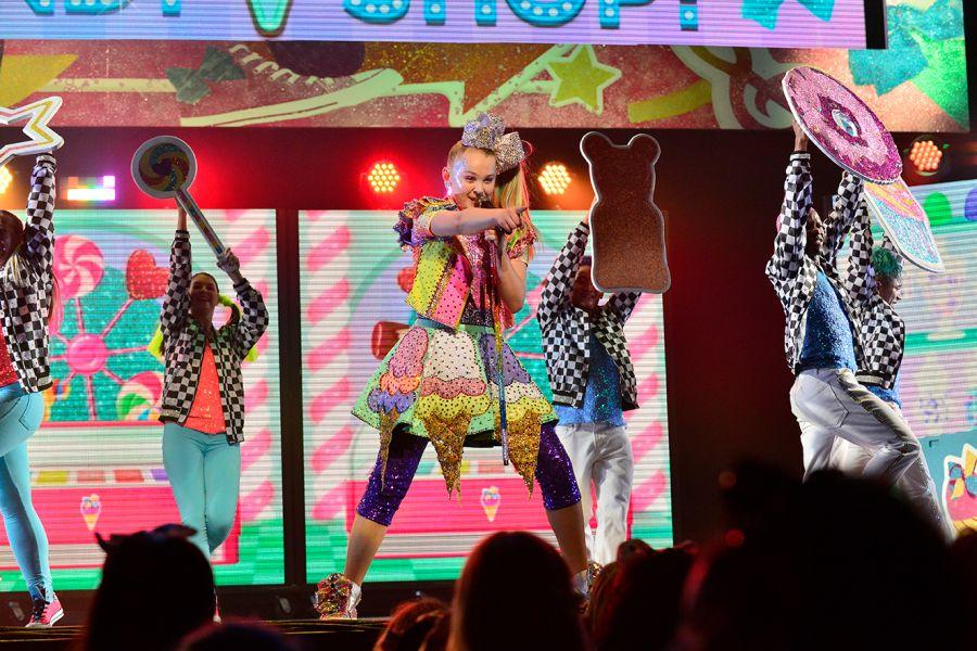 Jojo Siwa D R E A M The Tour Nick Experiences