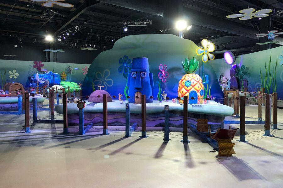 Nickelodeon Adventure Lakeside Nick Experiences